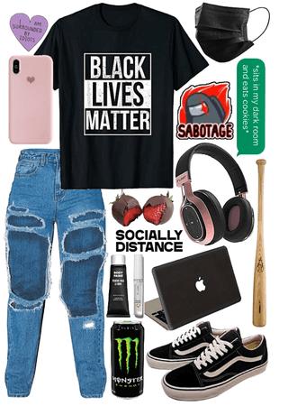 Blacks Kinda Sus