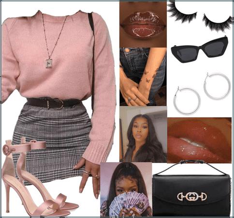 #BlackGirl Fit #Smth Random 💗🤎💓
