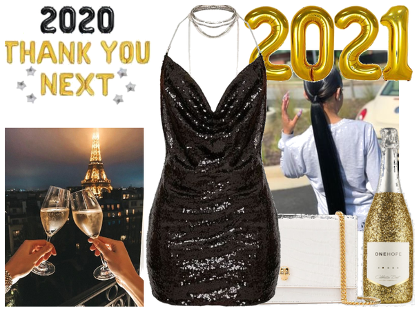 Hi 2021 Bye 2020