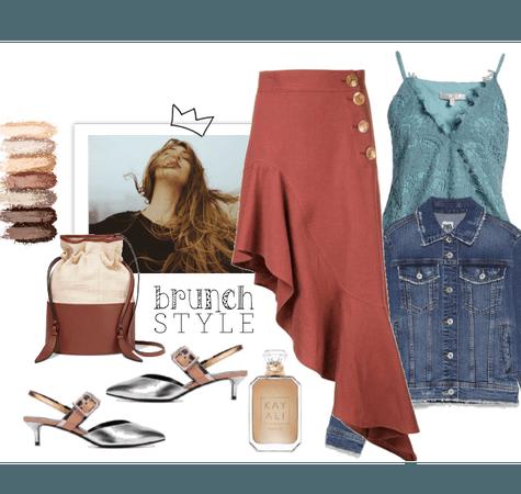Brunch Style Girl
