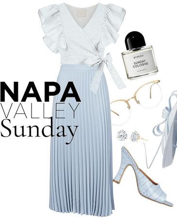 napa valley sunday