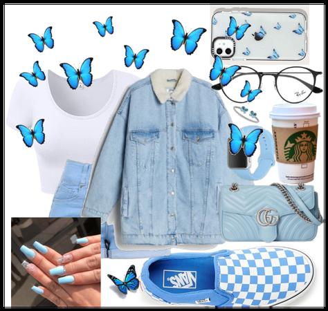 Springtime Nails Challenge Ft. Butterflies