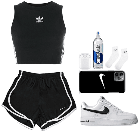 Nike the complete outfit