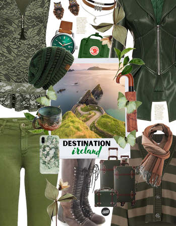 Destination: Ireland