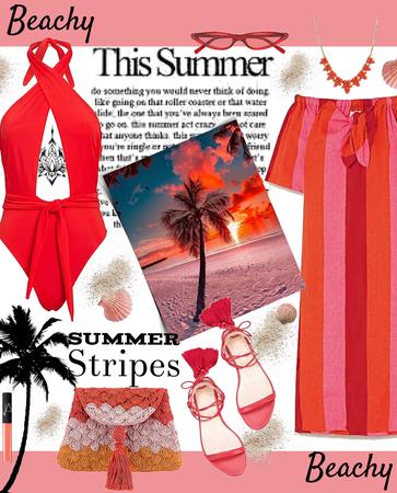 Summer Stripes 🌅🌴