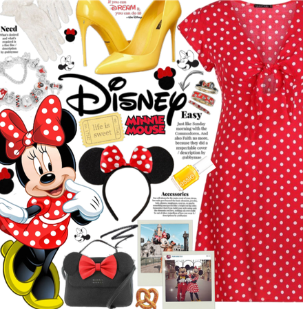 Minnie Mouse| Disney vacation Style