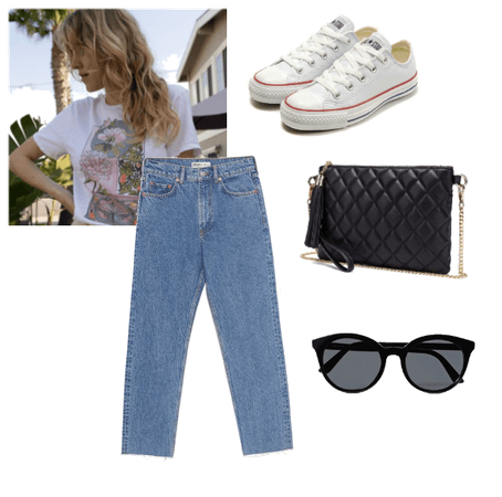 Graphic Tee Styling #3