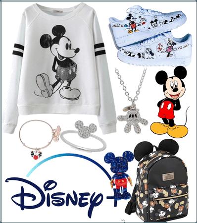 Disney streetwere