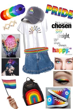pride month 🌈xox