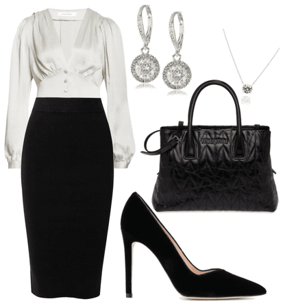 Adelaide Office Outfit
