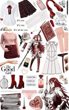 Fire Emblem: Cordelia Aesthetic
