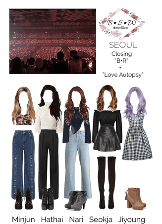 BSW World Tour: Seoul 2