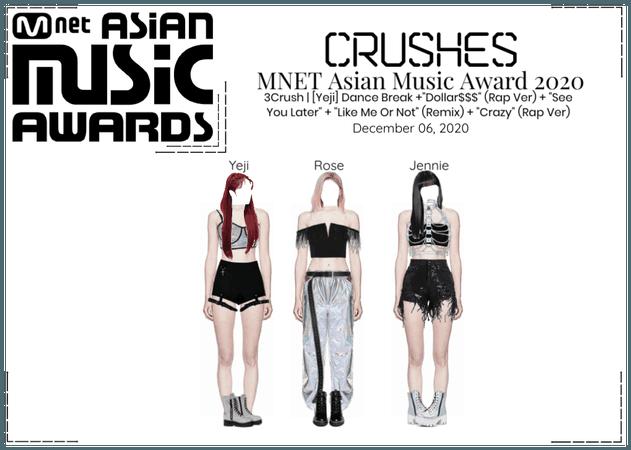 Crushes (호감) Mnet Asian Music Awards 2020