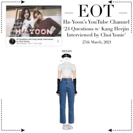 EOT (내일의황후) [HEEJIN] Ha-Yoon's YouTube Channel