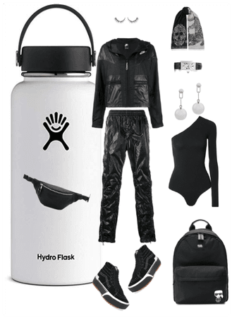 Sport Chic Dark Style