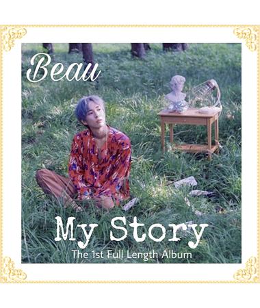 Beau 'My Story' Album Cover