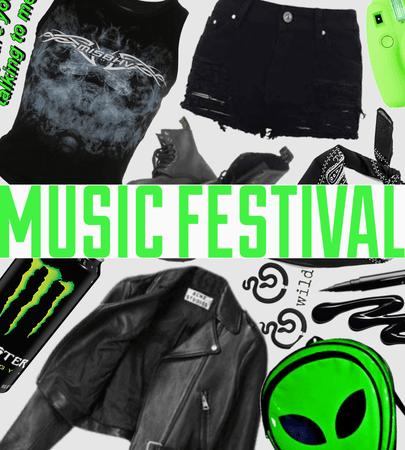 SUMMER 2021: Music Festival
