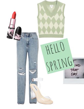 Comfy Spring