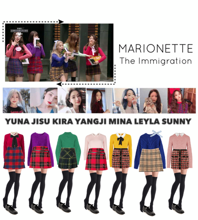 {MARIONETTE} KSTYLE TV The Immigration