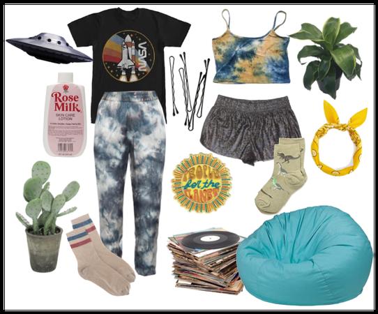 Hippie Lesbians