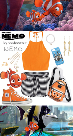 nemo ♔ disney bound
