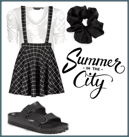 Black n White Summer
