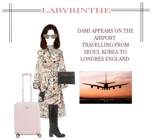Labyrinthe dami airport fashion