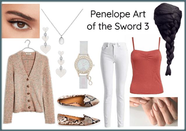 Art of the Sword 3
