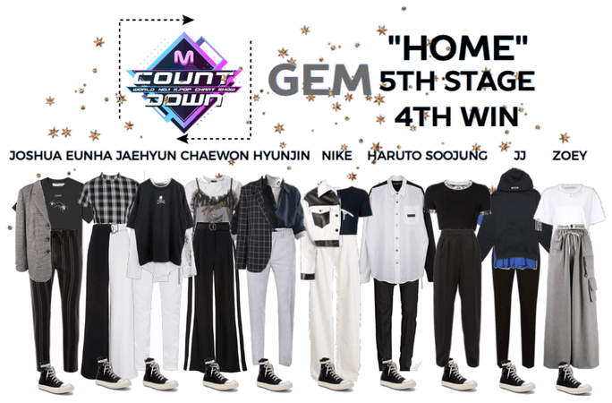 "GEM ""HOME"" II 5TH STAGE M COUNTDOWN"