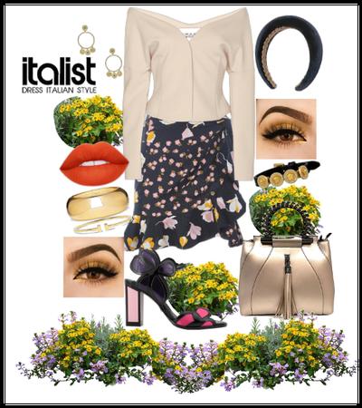 ITALIST-dress Italian style