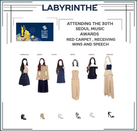 LABYRINTHE 30th SEOUL MUSIC AWARDS