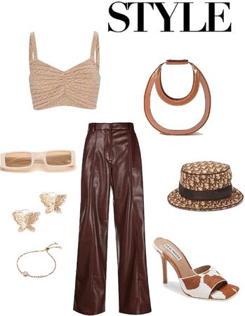 brownish