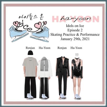 /HA-YOON/ Idols on Ice Episode 2