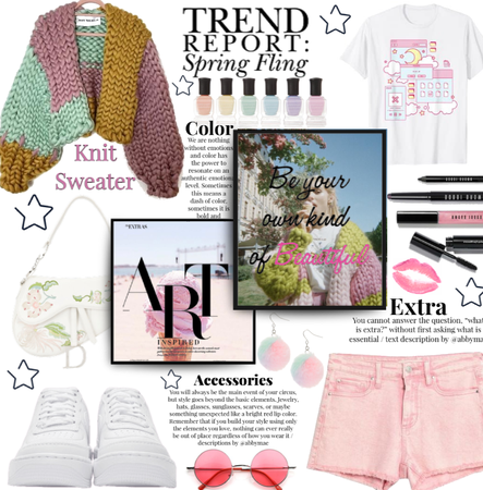 Spring Knit Sweater