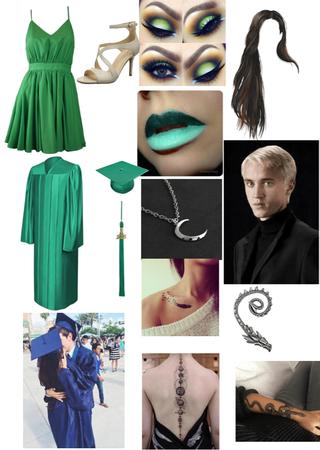 Graduating with Draco