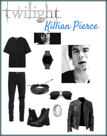 Twilight Oc: Killian Pierce