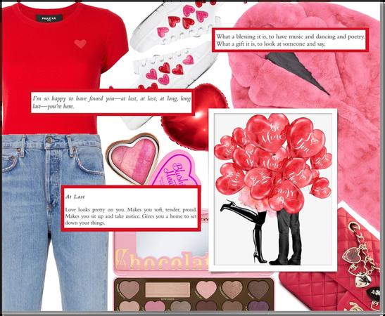 Valentines Date Night ( 2.9.2021 )