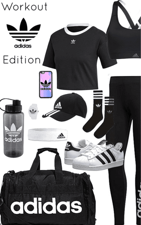 Workout - Adidas Edition