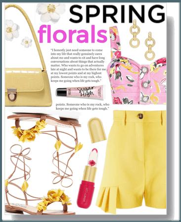 Spring florals II.