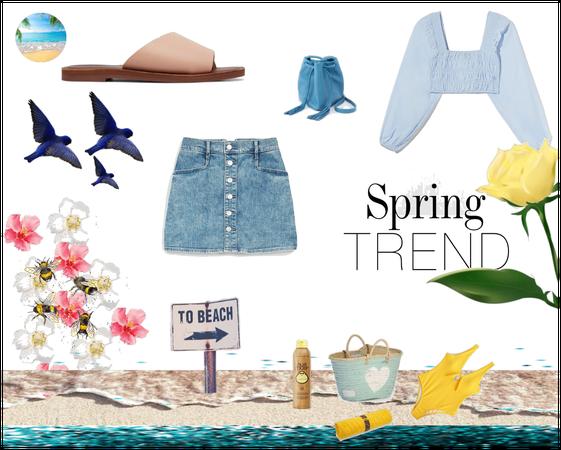 #SpringTrend