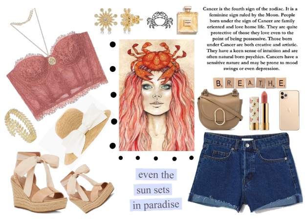 Cancer's Summer Outfit