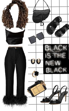 Summer Black 🖤