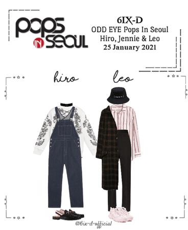 ODD EYE [오드아이] Pops In Seoul 210125