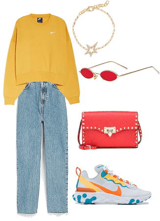 primary color look