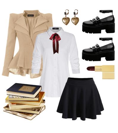 CODE GEASS: School Uniform