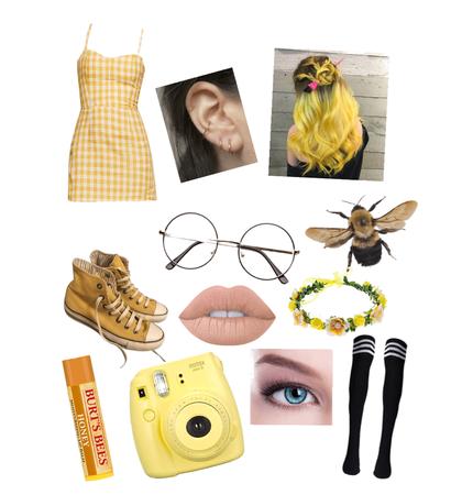 Yellow Gorl 💛