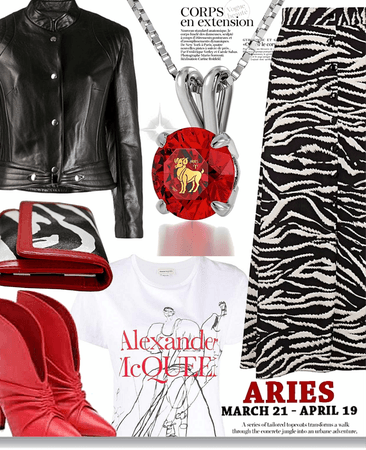 Aries ♈️ fashion horoscope