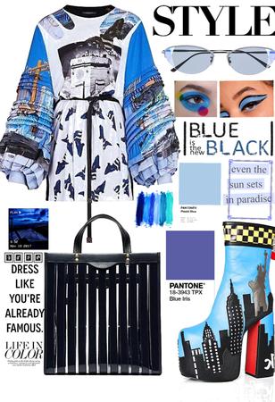 The color Blue
