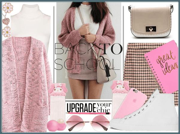 Girly Back2School: Pink Love
