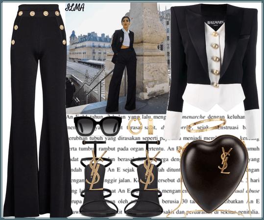 Balmain Suit